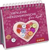 100 kleine Herzenswünsche für dich Cover