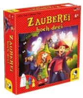 Zauberei hoch drei (Kinderspiel) Cover