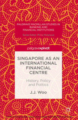 Singapore as an International Financial Centre