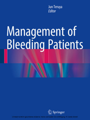Management of Bleeding Patients