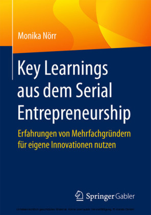 Key Learnings aus dem Serial Entrepreneurship
