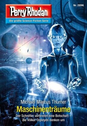 Perry Rhodan - Maschinenträume (Heftroman)