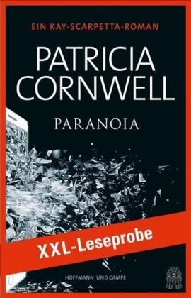 XXL-LESEPROBE: Cornwell - Paranoia