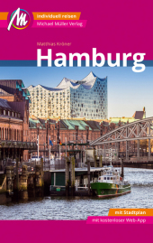 MM-City Hamburg Reiseführer, m. 1 Karte Cover
