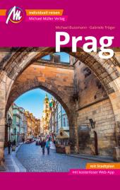 MM-City Prag Reiseführer, m. 1 Karte Cover