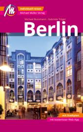 MM-City Berlin Reiseführer, m. 1 Karte Cover