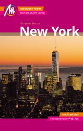 MM-City New York Reiseführer, m. 1 Karte Cover