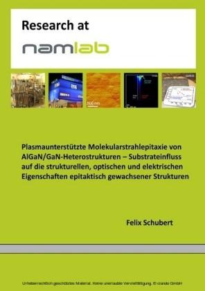 Plasmaunterstützte Molekularstrahlepitaxie von AlGaN/GaN-Heterostrukturen
