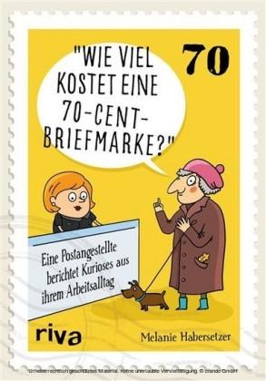 Wie viel kostet eine 70-Cent-Briefmarke?