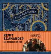 Phantastische Tierwesen und wo sie zu finden sind: Newt Scamander - Das Handbuch zum Film Cover