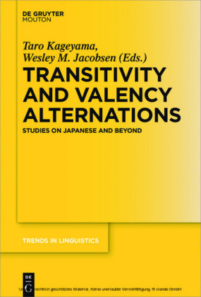 Transitivity and Valency Alternations