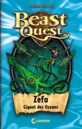 Beast Quest 7 - Zefa, Gigant des Ozeans