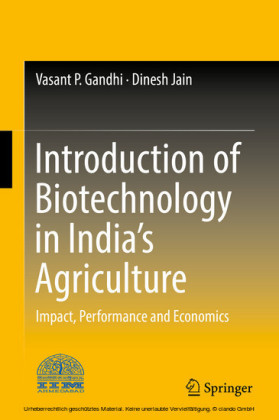Introduction of Biotechnology in India's Agriculture