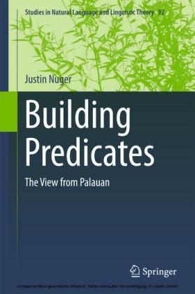 Building Predicates