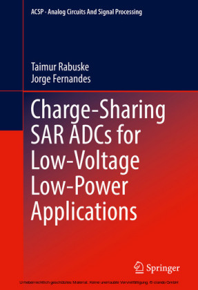 Charge-Sharing SAR ADCs for Low-Voltage Low-Power Applications