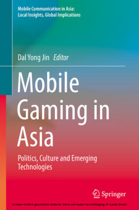 Mobile Gaming in Asia