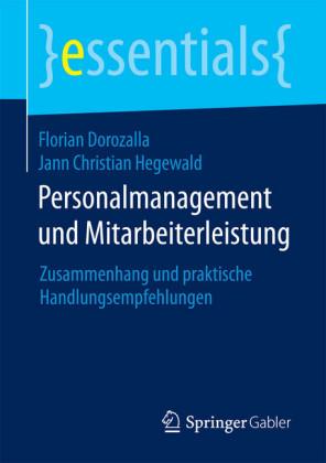 Personalmanagement und Mitarbeiterleistung