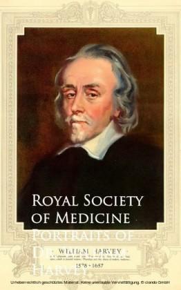 Portraits of Dr. William Harvey