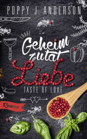 Taste of Love - Geheimzutat Liebe Cover