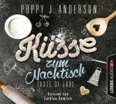 Taste of Love - Küsse zum Nachtisch, 4 Audio-CDs Cover