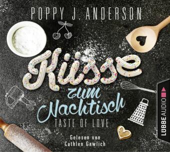Taste of Love - Küsse zum Nachtisch, 4 Audio-CDs