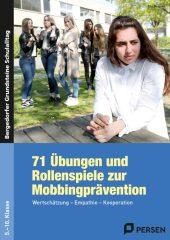 71 Übungen und Rollenspiele zur Mobbingprävention Cover