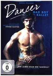 Dancer - Bad Boy of Ballet, 1 DVD Cover