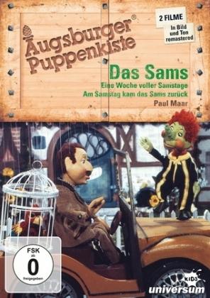Augsburger Puppenkiste - Das Sams, 1 DVD