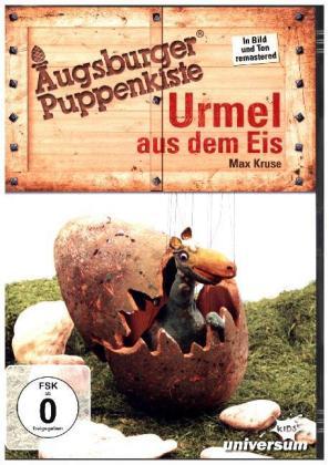 Augsburger Puppenkiste - Urmel aus dem Eis, 1 DVD