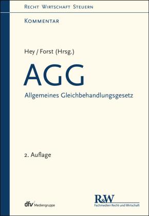 AGG - Allgemeines Gleichbehandlungsgesetz