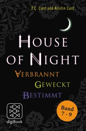 """House of Night"" Paket 3 (Band 7-9)"
