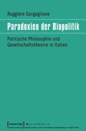 Paradoxien der Biopolitik