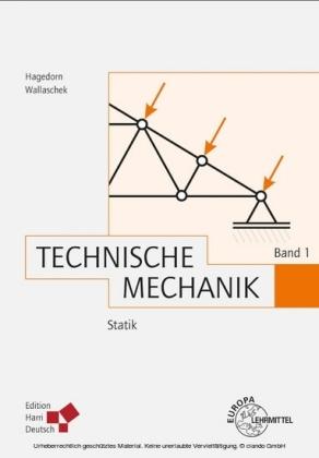 Technische Mechanik Band 1: Statik (PDF)