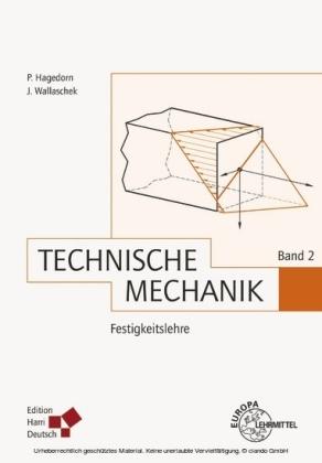 Technische Mechanik Band 2: Festigkeitslehre (PDF)