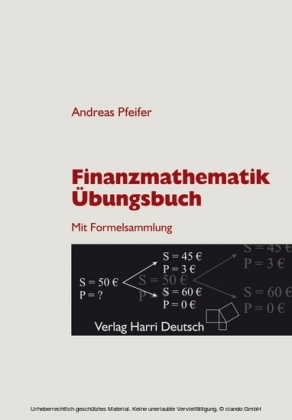 Finanzmathematik - Übungsbuch (PDF)