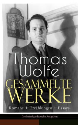 Gesammelte Werke: Romane + Erzählungen + Essays