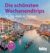 Holiday Reisebuch Die schönsten Wochenendtrips Cover