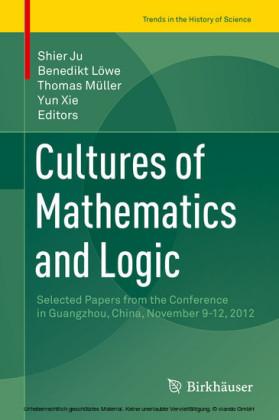 Cultures of Mathematics and Logic
