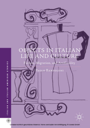 Objects in Italian Life and Culture
