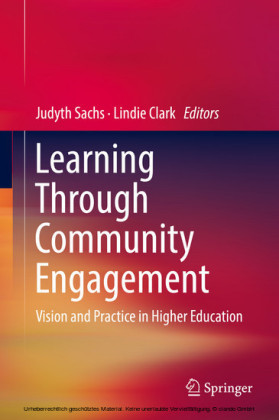 Learning Through Community Engagement