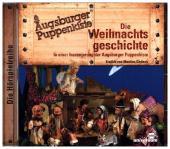 Augsburger Puppenkiste - Die Weihnachtsgeschichte, 1 Audio-CD