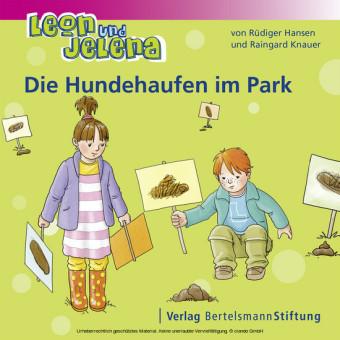 Leon und Jelena - Die Hundehaufen im Park
