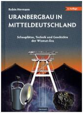 Uranbergbau in Mitteldeutschland Cover