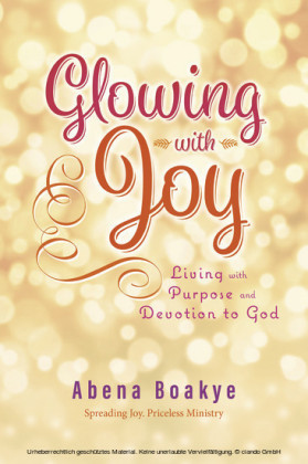 Glowing With Joy