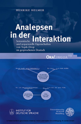 Analepsen in der Interaktion
