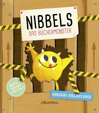 Cover des Mediums: Nibbels das Büchermonster