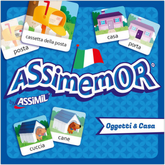 Assimemor, Oggetti & Casa - Objekte & Haus (Kinderspiel)