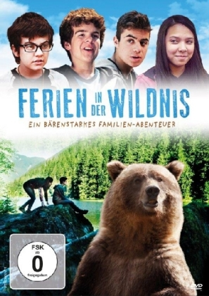 Ferien in der Wildnis, 1 DVD