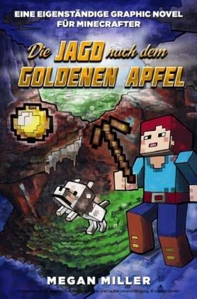 Die Jagd nach dem goldenen Apfel - Graphic Novel für Minecrafter