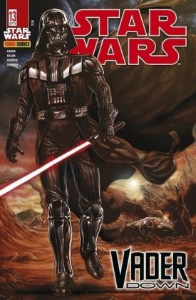 Star Wars, Comicmagazin 13 - Vader Down